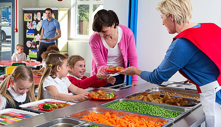 Bendrojo lavinimo švietimo įstaigų moksleivių maitinimas