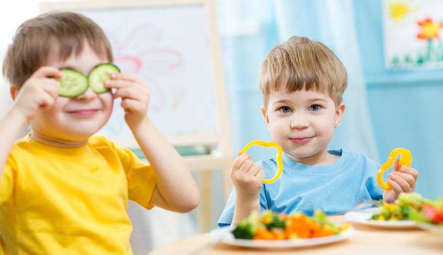 Ikimokyklinio amžiaus vaikų maitinimas